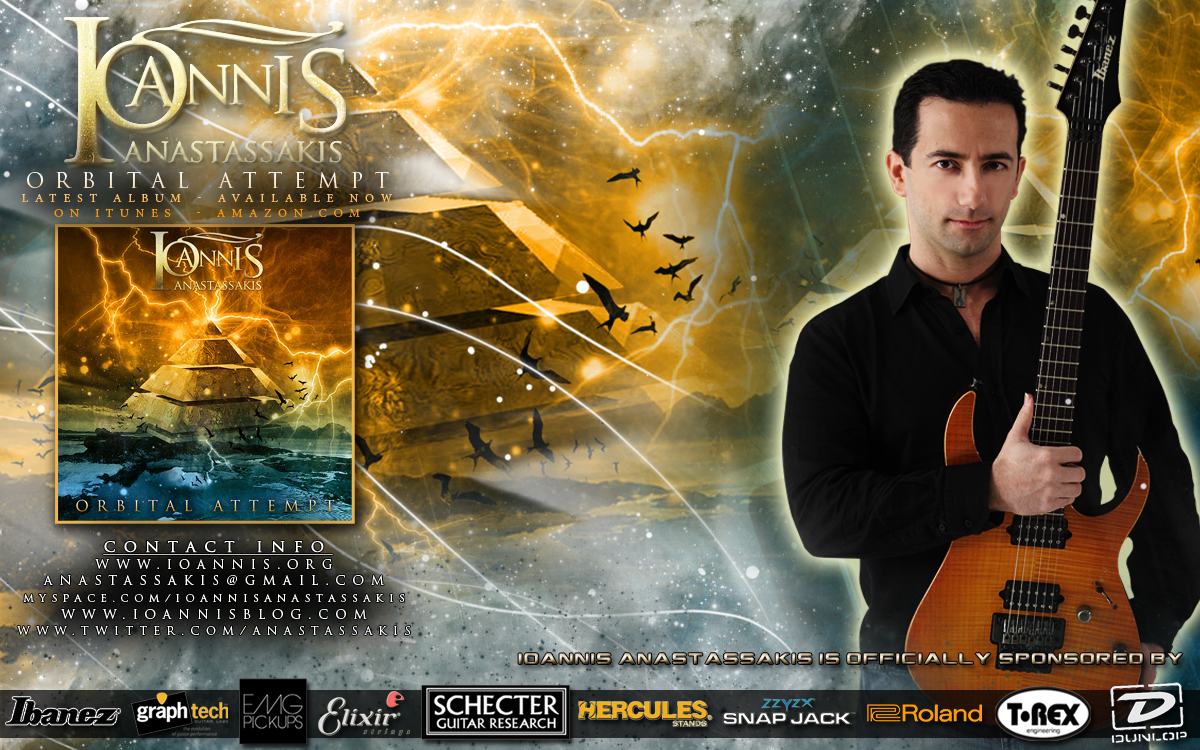 ioannis - promo card