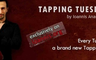 Tapping Tuedays
