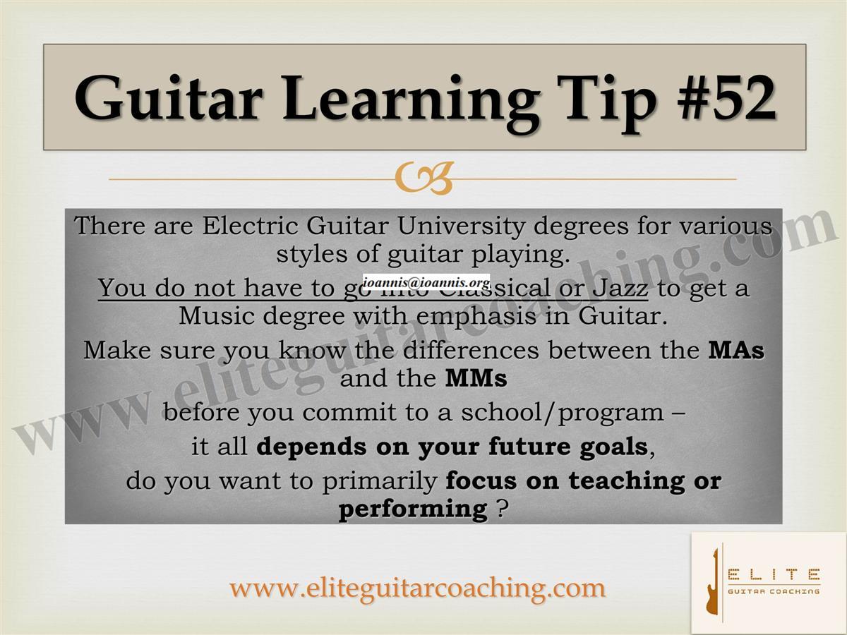 EGC Tip no 052