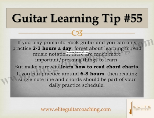 Guitar Learning Tip #55