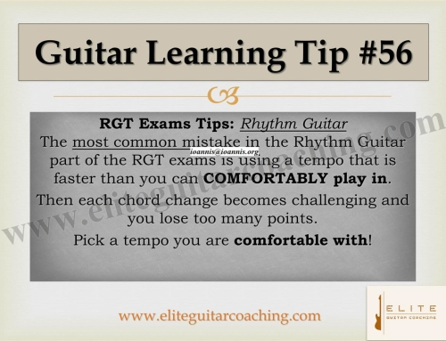Guitar Learning Tip #56