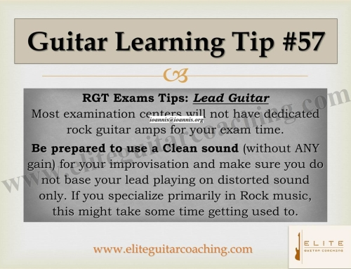 Guitar Learning Tip #57