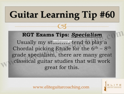Guitar Learning Tip #60