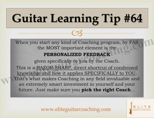 Guitar Learning Tip #64