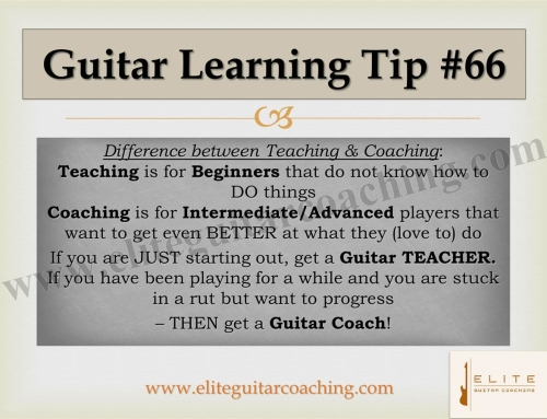 Guitar Learning Tip #66