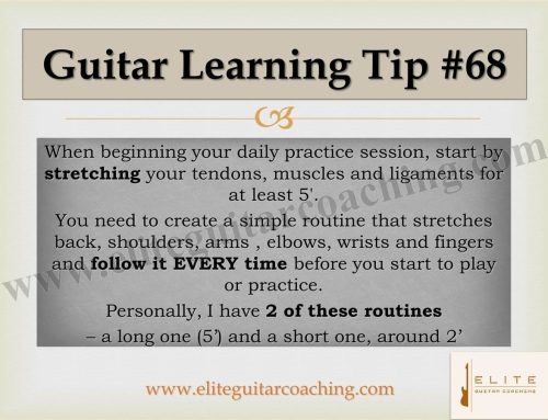 Guitar Learning Tip #68