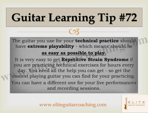 Guitar Learning Tip #72