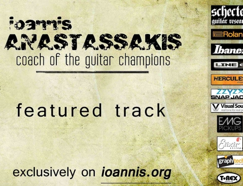 [AUDIO] The Prometheus Deception – Ioannis Anastassakis
