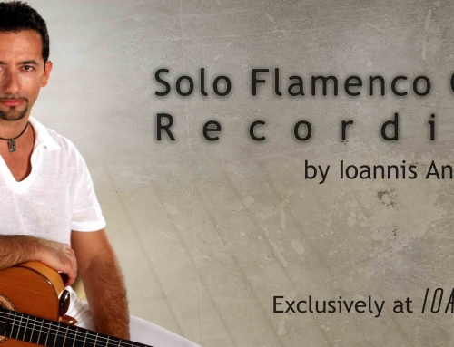 Tarantos – Solo Flamenco Guitar (Live at the Greek National Opera House)